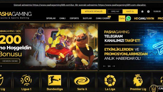 Pashagaming Canlı Casinoda Mobil Erişim Var mı?